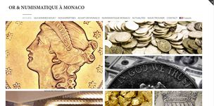 Commerce d'estimation et de rachat d'or et numismatique à Monte-Carlo
